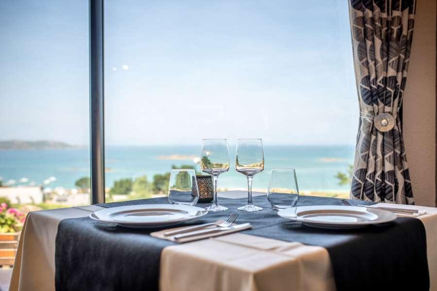 Bretagne: Wandern an der Côte de Granit Rose - Unterkunft