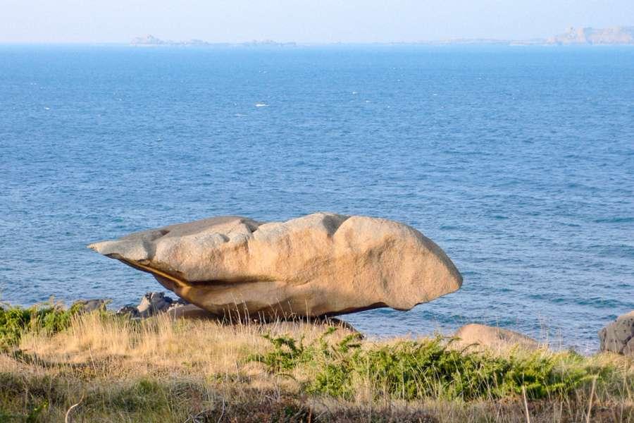 Bretagne: Wandern an der Côte de Granit Rose - Wandern Bretagne