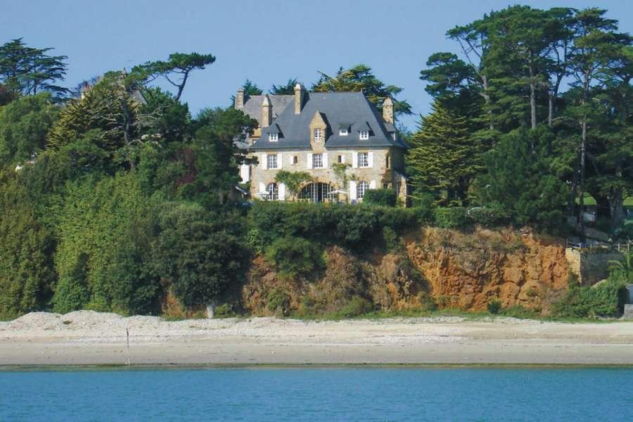 Bretagne: Wandern auf der Halbinsel Crozon - Haus