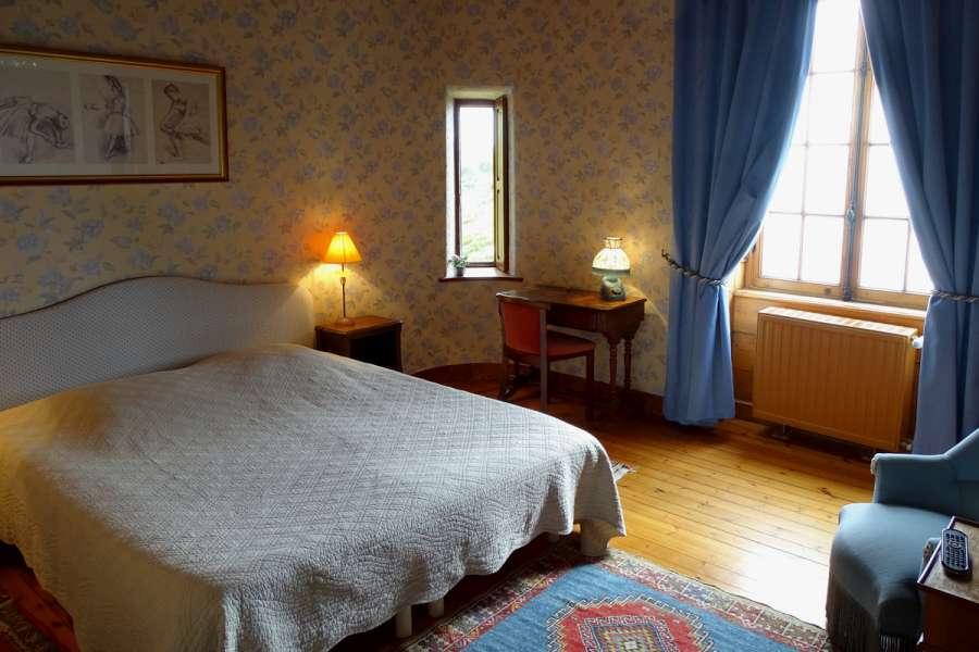 Bretagne: Wandern auf der Halbinsel Crozon - Zimmer