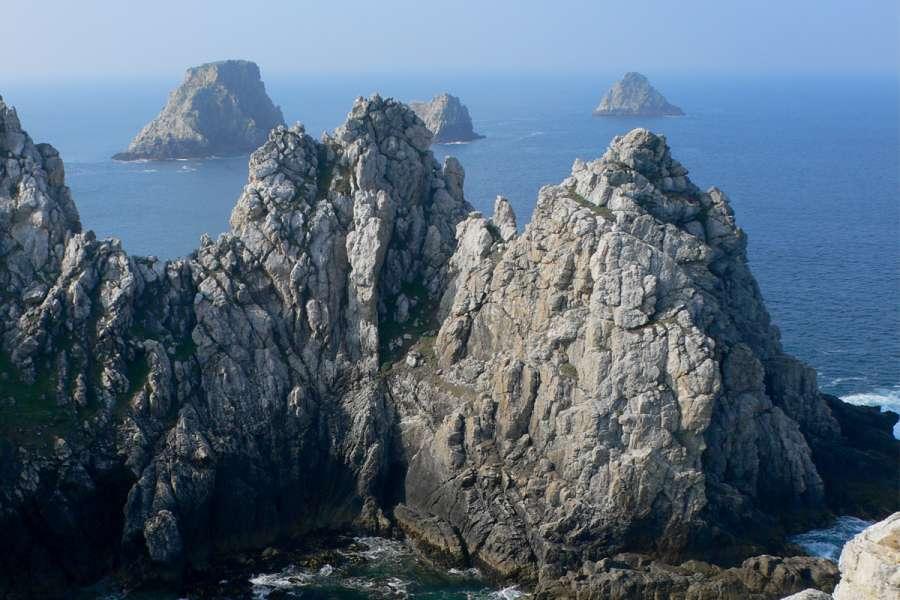 Bretagne: Wandern auf der Halbinsel Crozon - Wanderung