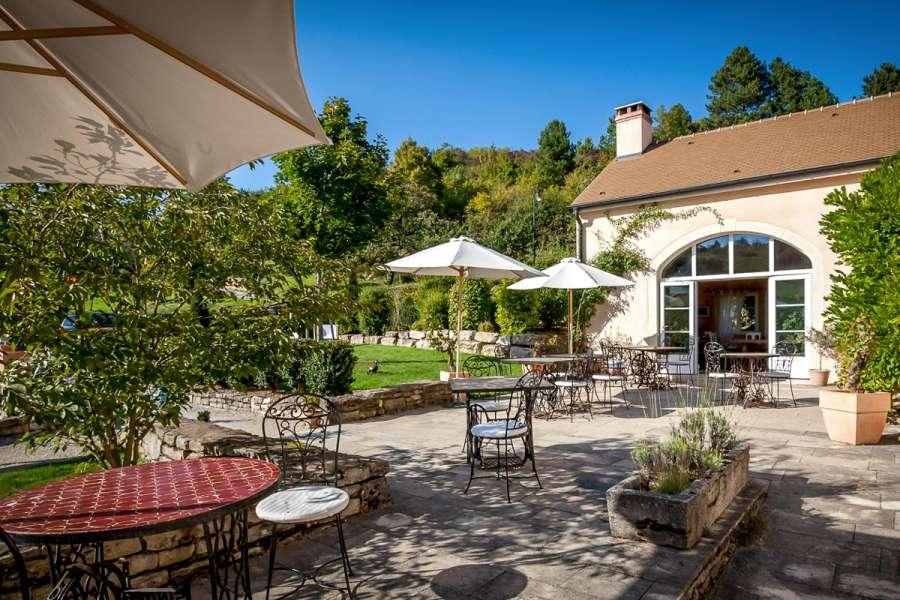 Wanderreise im Burgund - Unterkunft