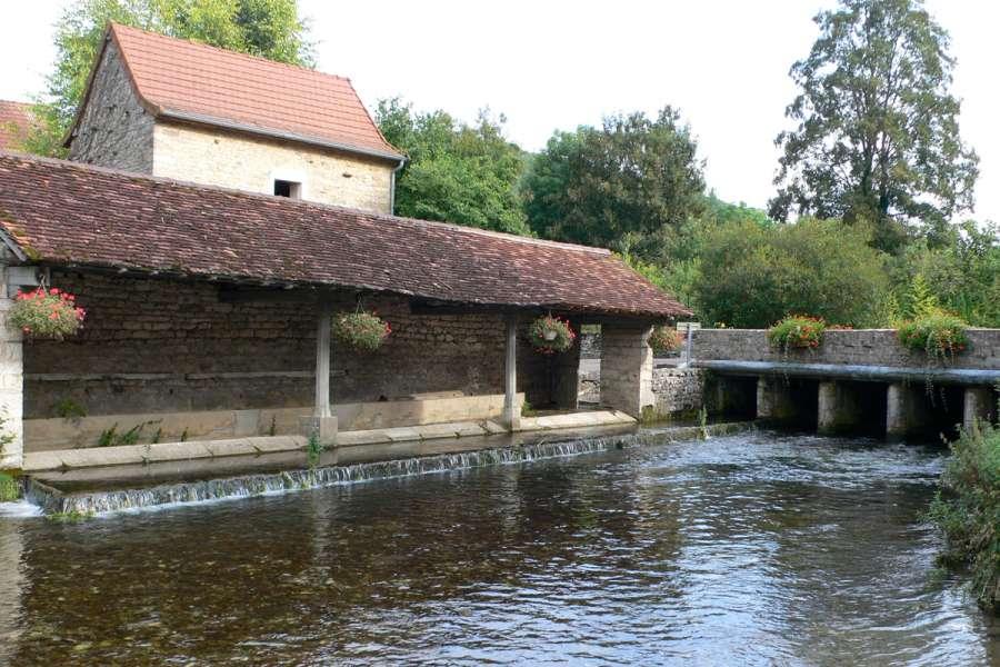 Wanderreise im Burgund - Wanderung