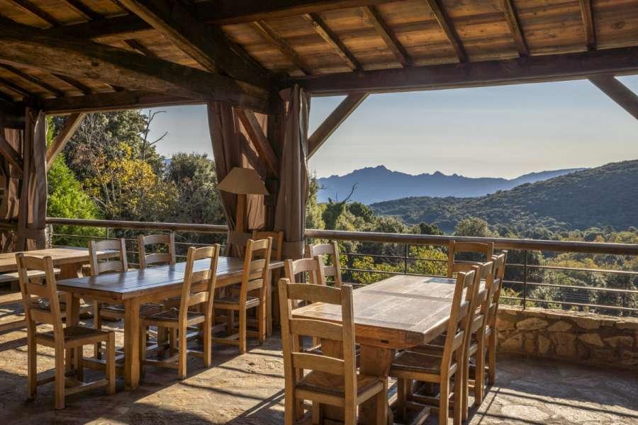 Korsika - Wanderreise in der Alta Rocca - Unterkunft