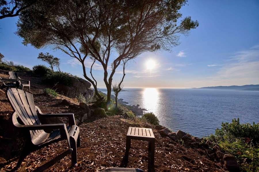 Korsika - Strand und Wandern - Unterkunft