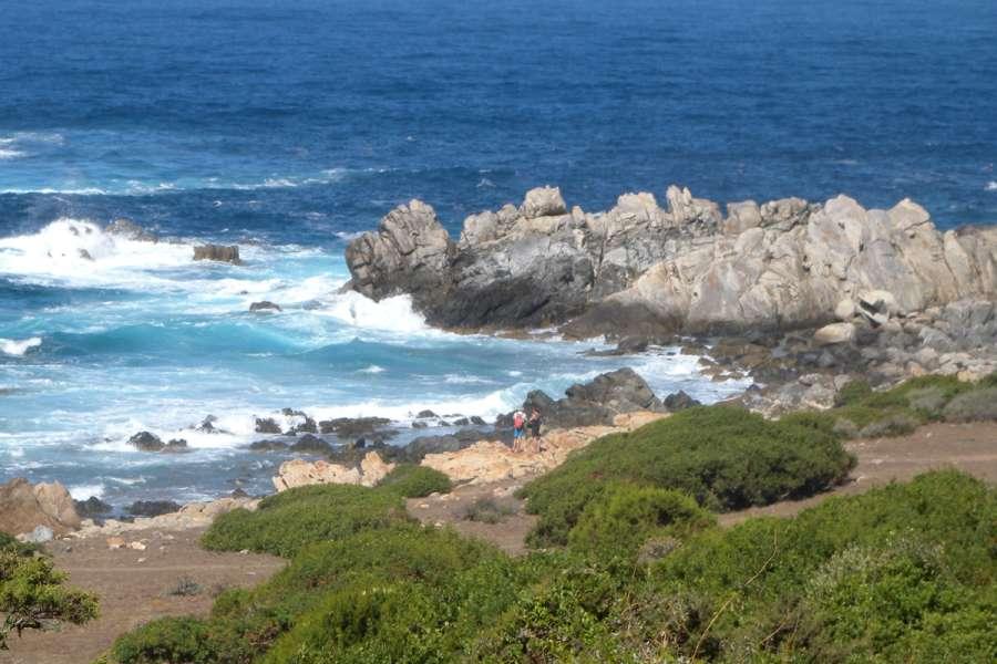 Korsika - Strand und Wandern - Wanderung