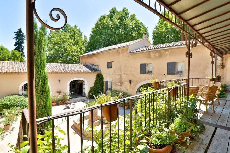 Wanderreise Bastide im Luberon - Unterkunft