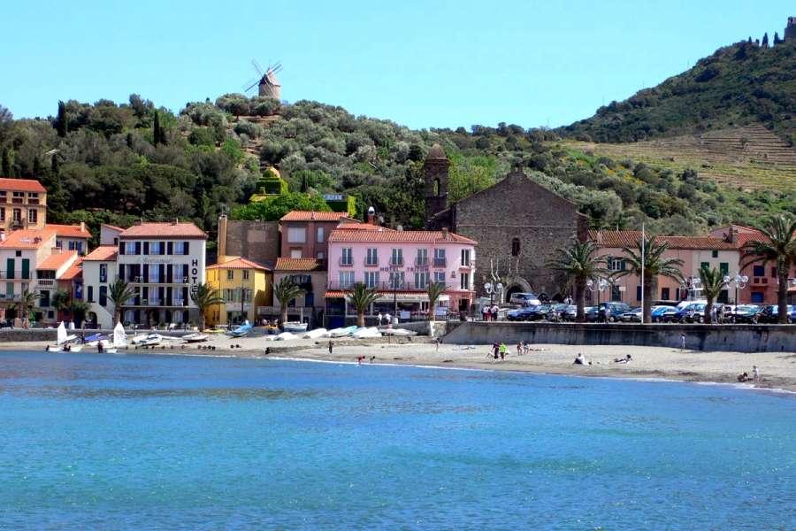 Mittelmeer & Côte Vermeille - Umgebung