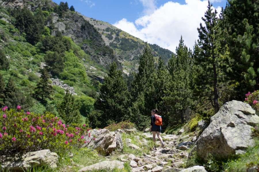 Pyrenäen - Wanderreise katalanische Bergwelt - Unterkunft