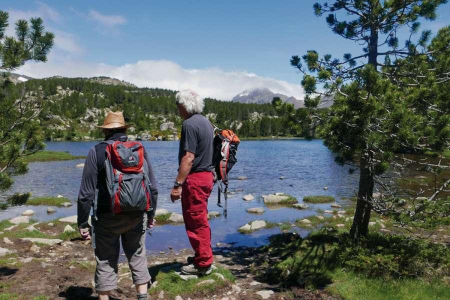 Pyrenäen - Wanderreise katalanische Bergwelt - Wandern Pyrenäen