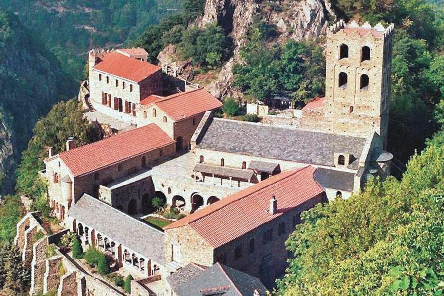 Pyrenäen - Wanderreise katalanische Bergwelt - Kloster Ausflug