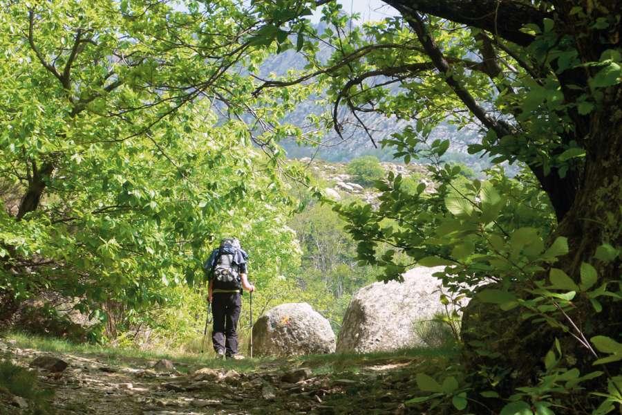 Wanderung im Ventalon - Wanderung